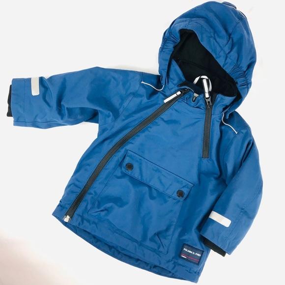 Baby Pyret Anorak Snow Jacket Polarn O
